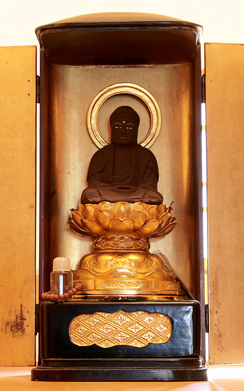 釈迦牟尼佛(行基菩薩作)
