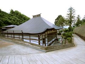 お墓から見る正應寺
